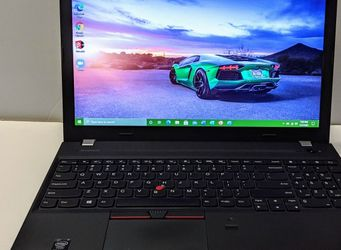 Lenovo Thinkpad i5 E550 Laptop/ 500 Gb SSD/ 8 gigs of Ram / Read! No shipping!Read Description!! for Sale in Los Angeles,  CA