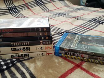 DVD Blu Ray Movies Various for Sale in Bartow,  FL