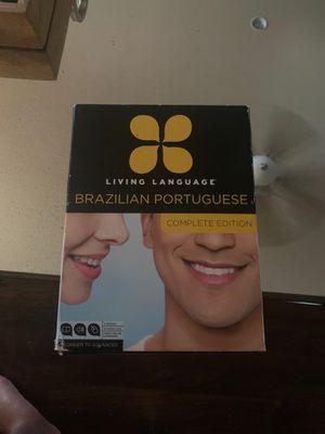 Living language Brazilian Portuguese for Sale in Baton Rouge, LA