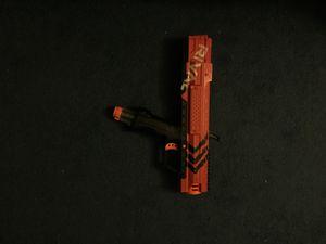 Nerf red Apollo Toy gun for Sale in Port St. Lucie, FL