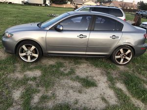 05 MAZDA 3 FORD PARTS ONLY for Sale in Hemet, CA