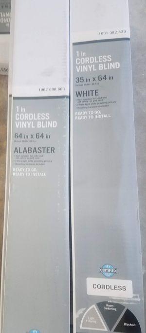 1 INC CORDLESS BLIND for Sale in Montebello, CA
