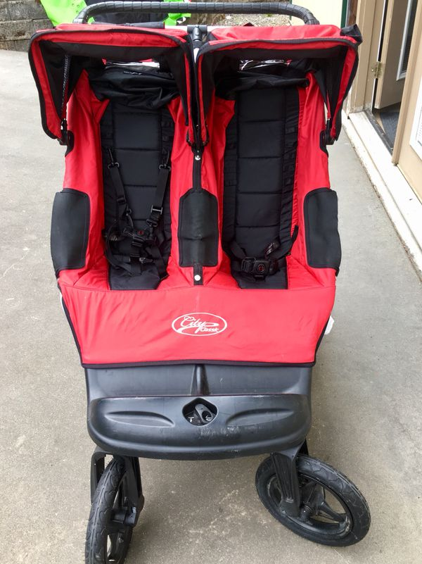 Baby Jogger Summit 360 Double Stroller For Sale In Renton Wa Offerup