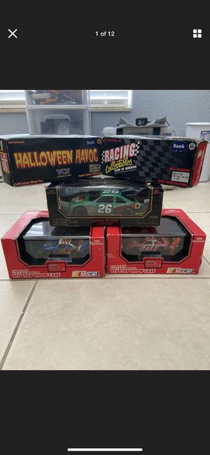 Diecast NASCAR collectibles Vintage racing for Sale in West Palm Beach, FL