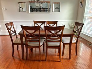 7-Piece Dining Table for Sale in Ashburn, VA