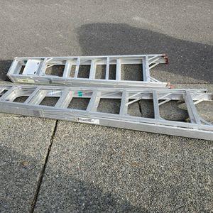 Fiberglass Ladder. for Sale in Kent, WA