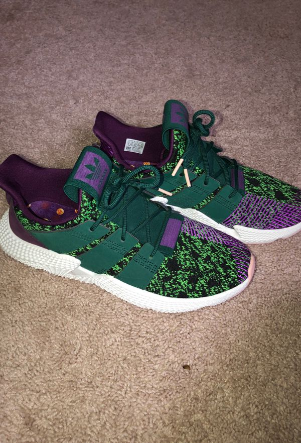 """Adidas Prophere """"Cell"""" DragonBall Z Collection size 9"""