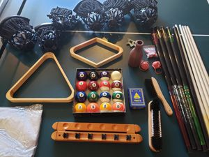 Brand new pool table accessories kit for Sale in Garden Grove, CA