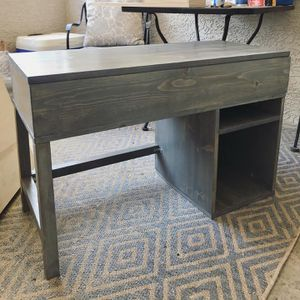 Kids work desk with extra storage *made upon order/deposit for Sale in Phoenix, AZ