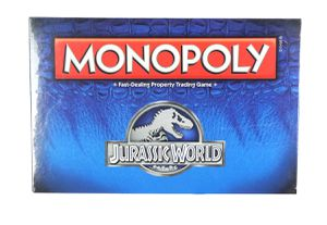 Monopoly Jurassic World Edition Board Game NEW Sealed for Sale in Bellevue, WA