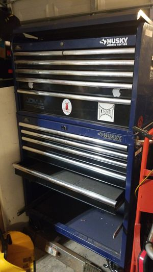 TOOL BOX for Sale in Port Richey, FL
