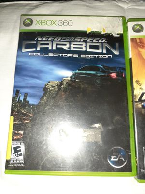 XBox 360 Games & HARD DRIVE (UNTESTED) for Sale in UPPR CHICHSTR, PA