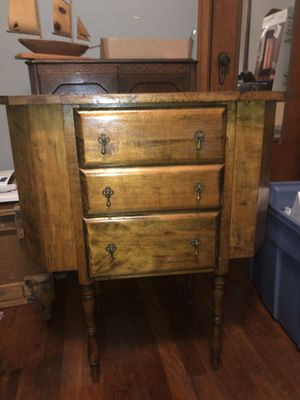 1910's sewing/knitting table for Sale in Columbus, OH