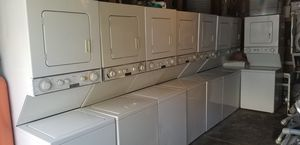 Stackable washers and dryers 4 sale. for Sale in US