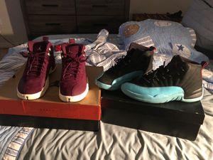 Jordan 12 deal sz 10.5 and 11 for Sale in Palm Beach Gardens, FL