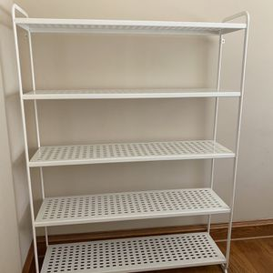 IKEA : Metal Powder Coated Shelving for Sale in Beverly Hills, CA