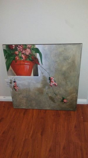 canvas painting canvas painting home decor wall decor for Sale in Moreno Valley, CA