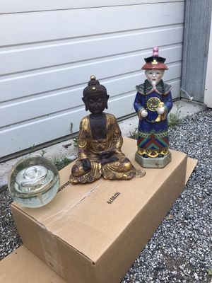 Statue's and more for Sale in Gilroy, CA