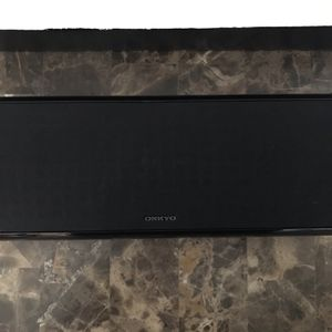 Onkyo Model SKC-750XC Surround Sound Speaker 14 x 3.5 x 5.5 for Sale in Carpentersville, IL