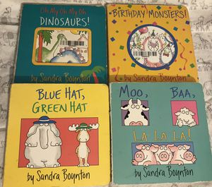 Sandra Boynton Books for Sale in Cleveland, OH