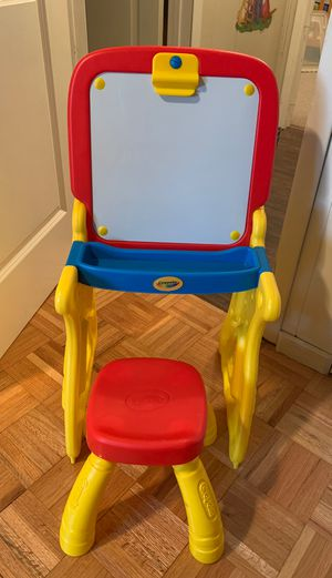 Crayola kids coloring desk for Sale in Woodmere, NY