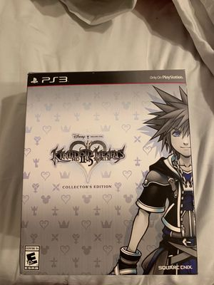 Kingdom Hearts II.5 Remix Collectors Edition for Sale in Columbia, SC