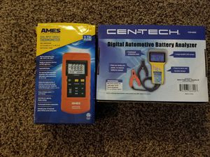Ames Instrument and CENTECH Combo for Sale in Modesto, CA