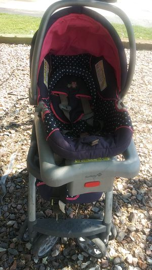 Stroller and car seat for Sale in Denver, CO