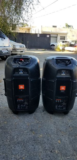 2 JBL. De 15pulgadas en buen estado están trabajando bien for Sale in Los Angeles, CA
