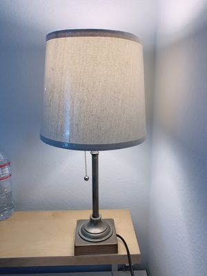 Table lamp for Sale in Irvine, CA