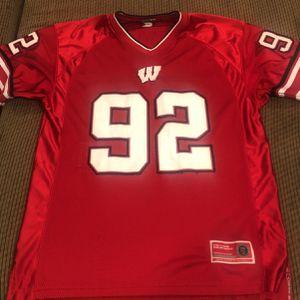 Wisconsin Badgers Football Jersey for Sale in Phoenix, AZ