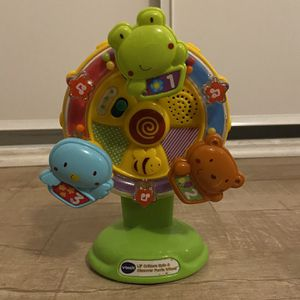 VTech Lil' Critters Spin & Discover Ferris Wheel for Sale in Downey, CA