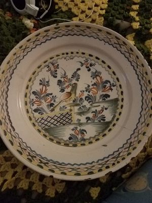 Delft Bowl for Sale in Chapel Hill, NC