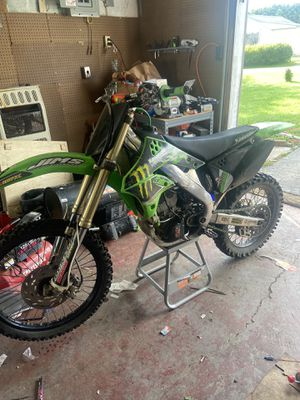 2008 Kawasaki kx250f for Sale in Beckley, WV
