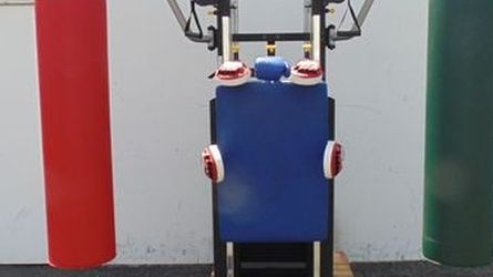 NEW MMA Training Machine, Striking Board, 2 pulleys , grappling dummy, kick targets , speed bag for Sale in Fountain Valley,  CA