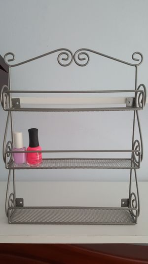 Nail Polish wall Rack for Sale, used for sale  Staten Island, NY