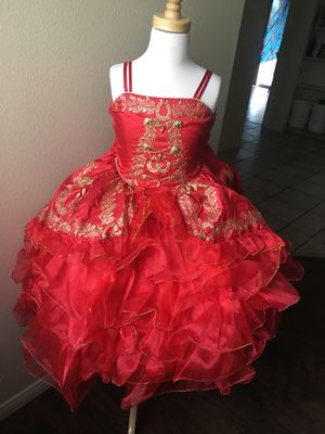Red dress for Sale in Las Vegas, NV