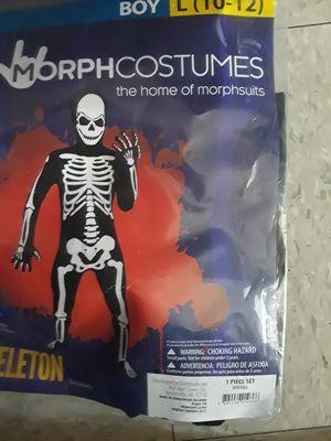 Boy Skeleton costume for Sale in Bell, CA