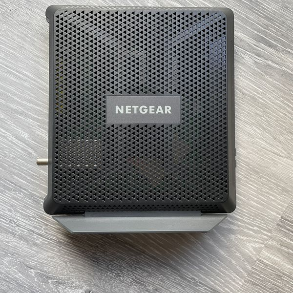 Netgear Cable Modem + Router