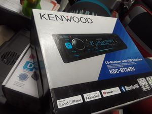 New kenwood car stereo for Sale in Tigard, OR
