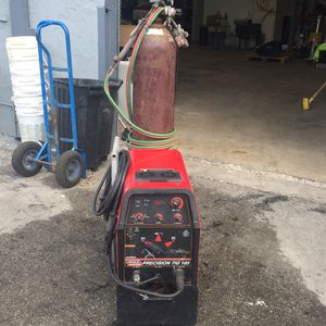 Lincoln electric precision rig 185 for Sale in Hialeah, FL