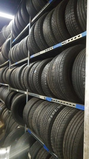 We have too many tires size for $25 ask for your size for Sale in Cumberland, RI