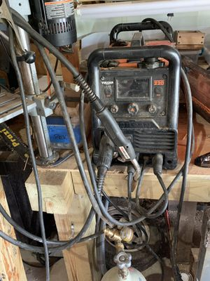 Vulcan Omnipro 220 Welder and Extras for Sale in Drums, PA