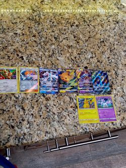 Mini Pokemon Binder With 60 Rare Pokemon Cards! for Sale in Irving,  TX