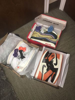 Jordan 1's and Sean wotherspoon 500$ or trade for Sale in Nashville, TN