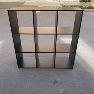 9 Compartment Storage Cube for Sale in Houston, TX