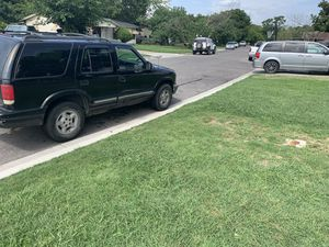 2001 Chevy blazer for Sale in Fort Worth, TX