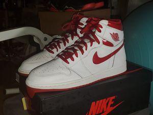 Air Jordan 1 (Metallic Red) for Sale in Milwaukee, WI
