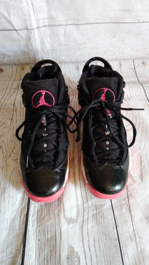 Beautiful Air Jordan Shoes , size 6Y ( excellent condition ) for Sale in Frederick, MD
