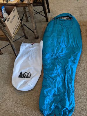 REI Co-op Serrana Sleeping Bag - Women's for Sale in West Hollywood, CA